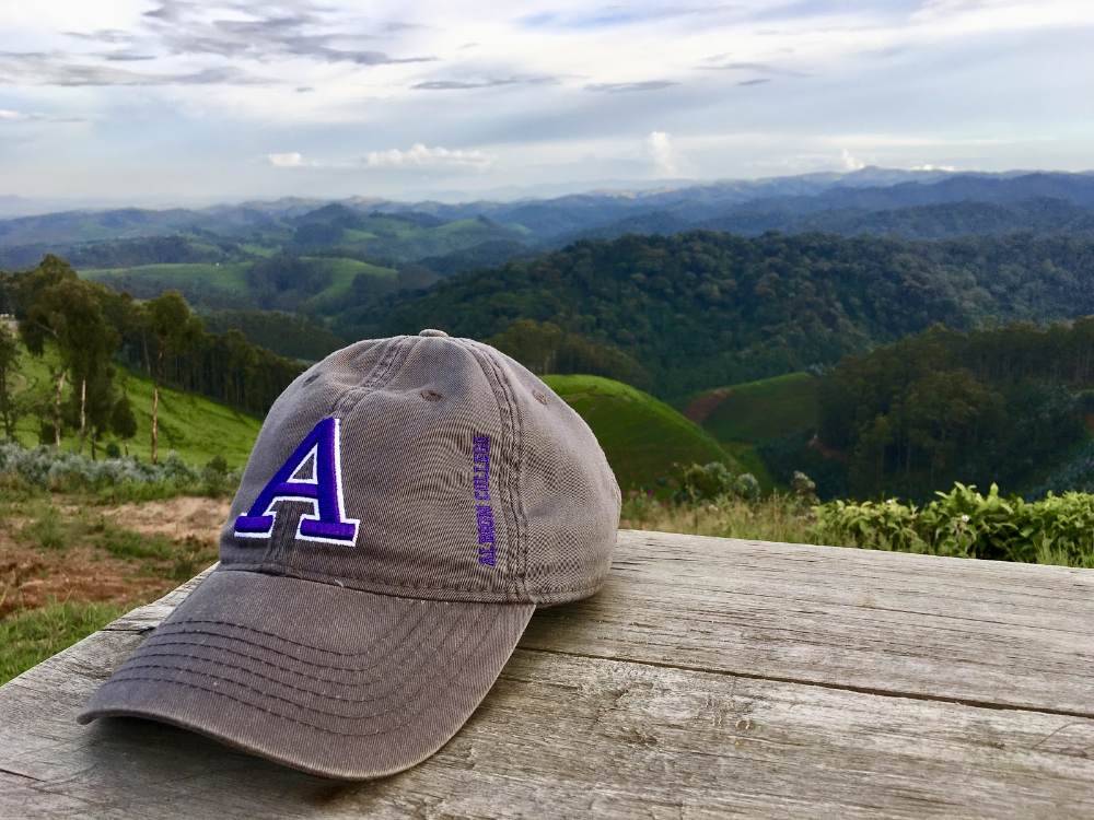 Albion College Hat